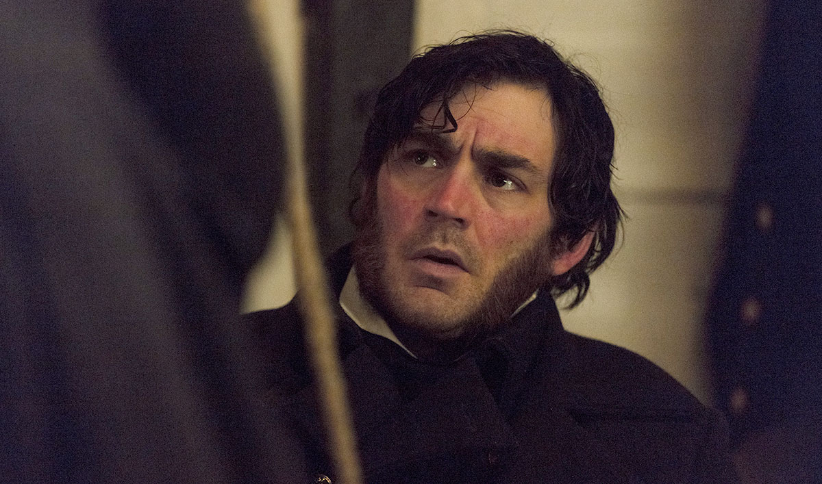 <em>The Terror</em> Q&A — Matthew McNulty (Lt. Edward Little)