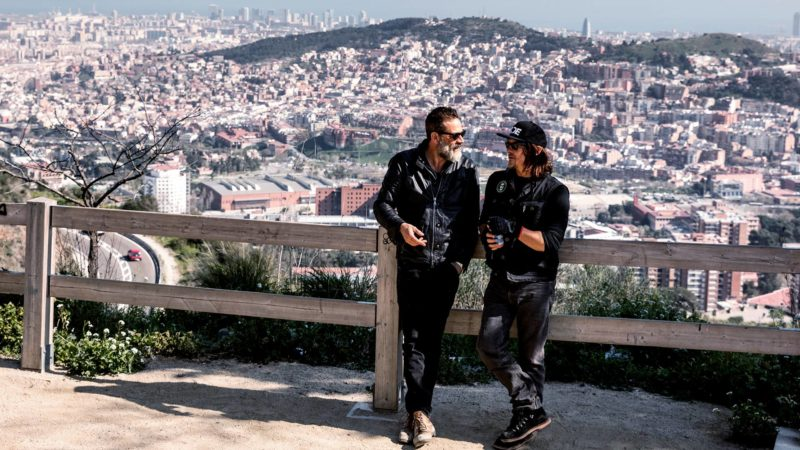Spain with Jeffrey Dean Morgan
