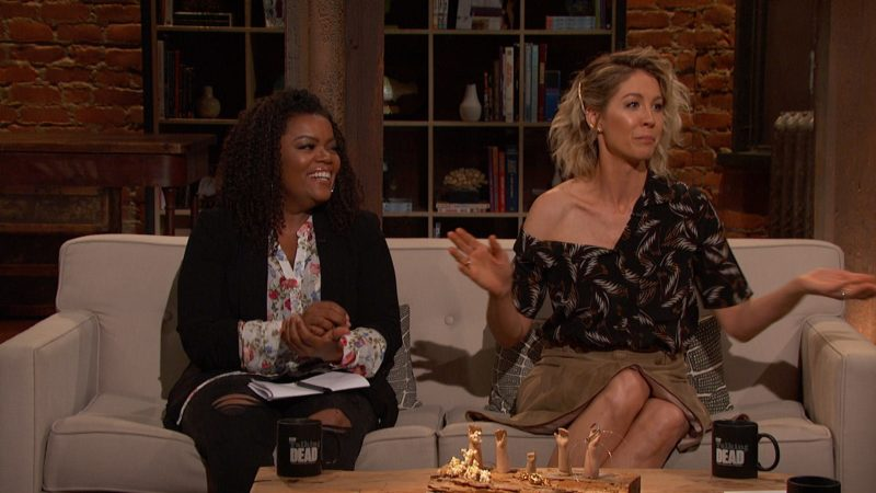 Talking Dead: Bonus Scene: Season 8, Episode 20