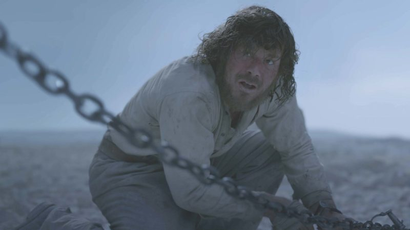 The Terror Talked About Scene: Season 1, Episode 10