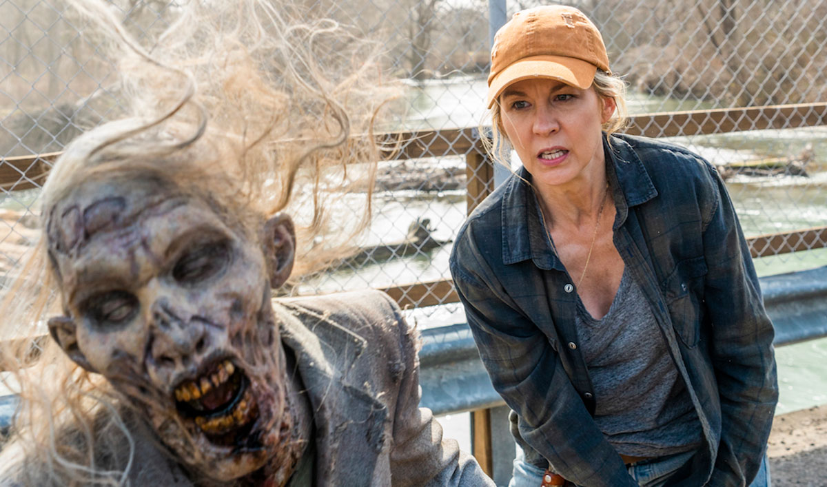 Go on Set of <em>Fear the Walking Dead</em> Episode 5 for John and Naomi's Downstream Battle