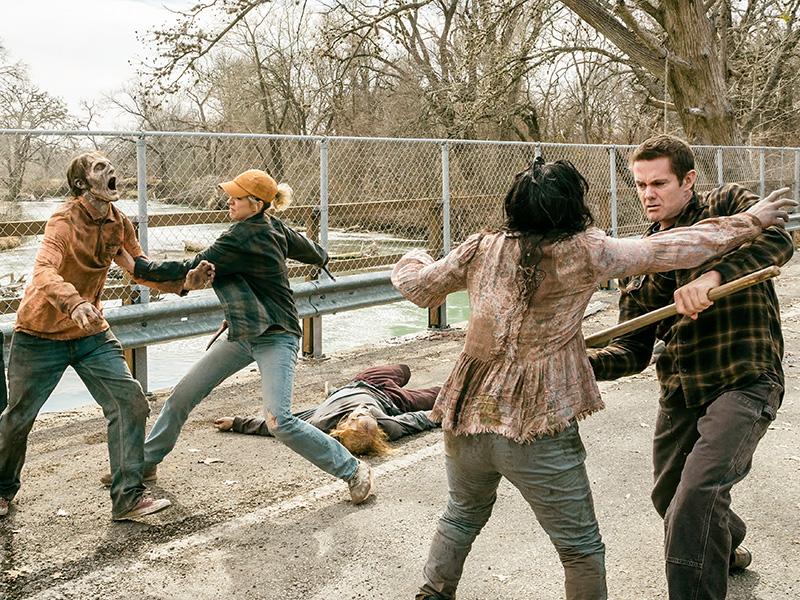 Fear the Walking Dead: Season 4, Episode 5 - AMC