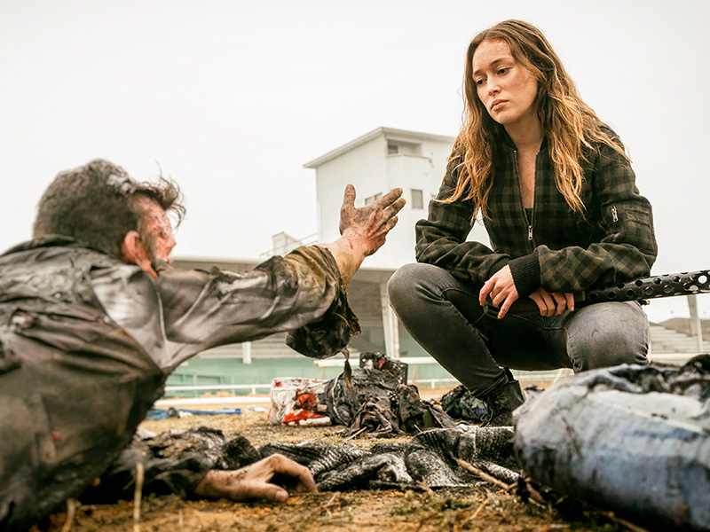 Fear the Walking Dead: Season 4, Episode 7 - AMC