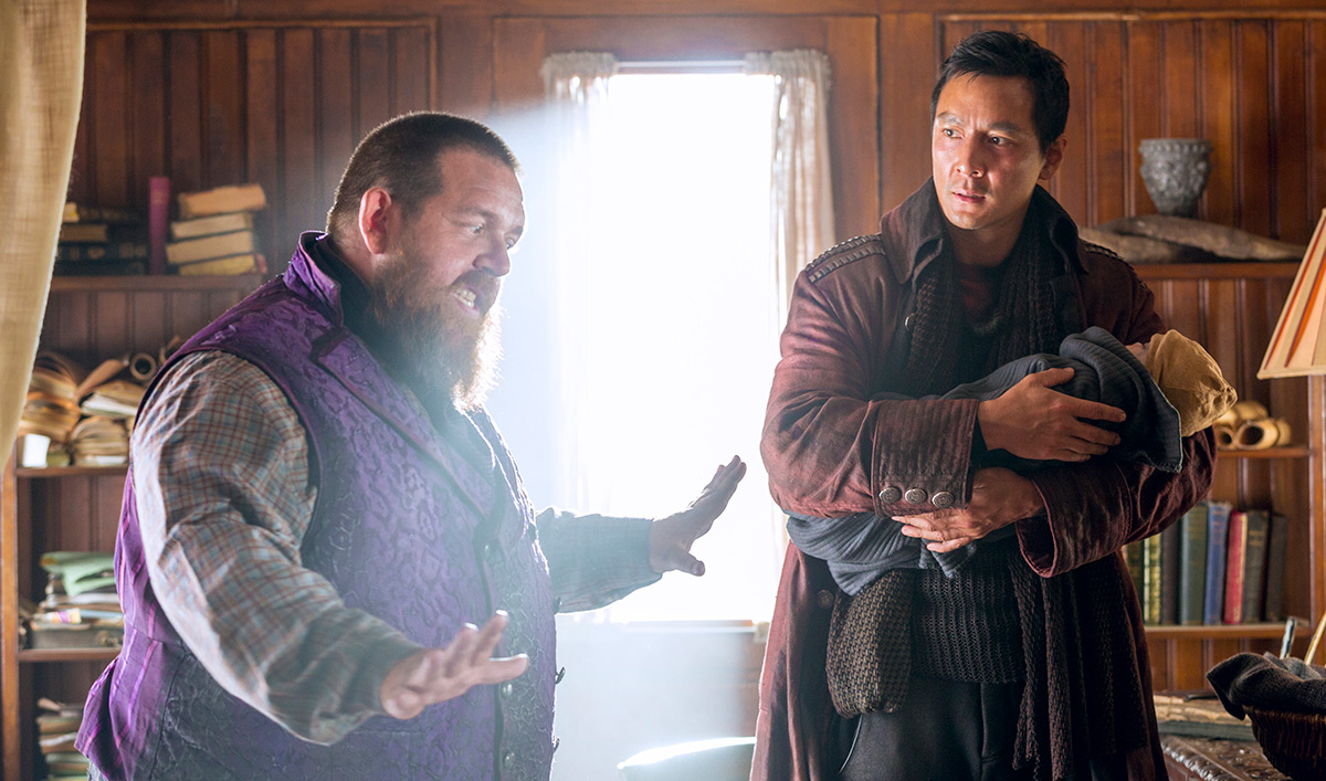 Inside <em>Into the Badlands</em> Episode 2 &#8212; Why Sunny Is Dead Set on Finding the &#8220;Mad Witch&#8221;