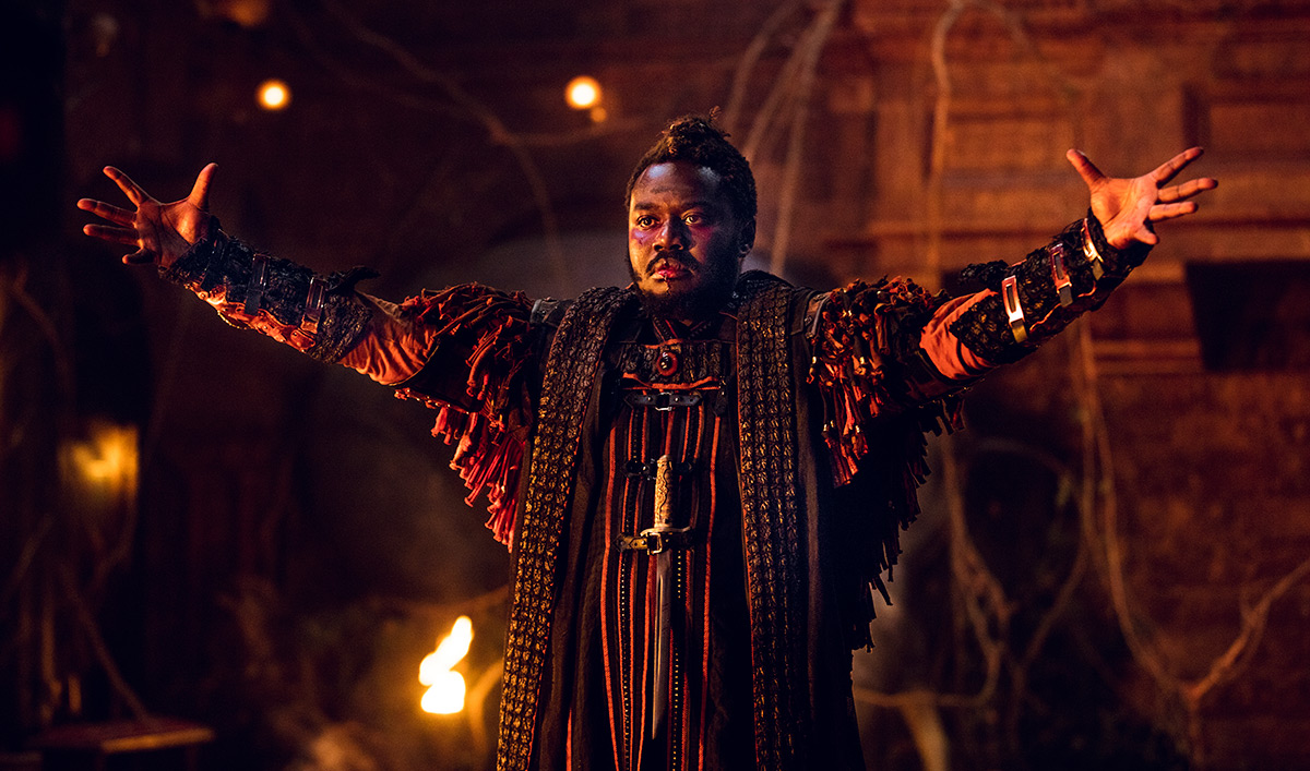 """Pilgrim Squashes Nonbelievers With His """"Blind Faith"""" — Watch Episode 2 Now"""