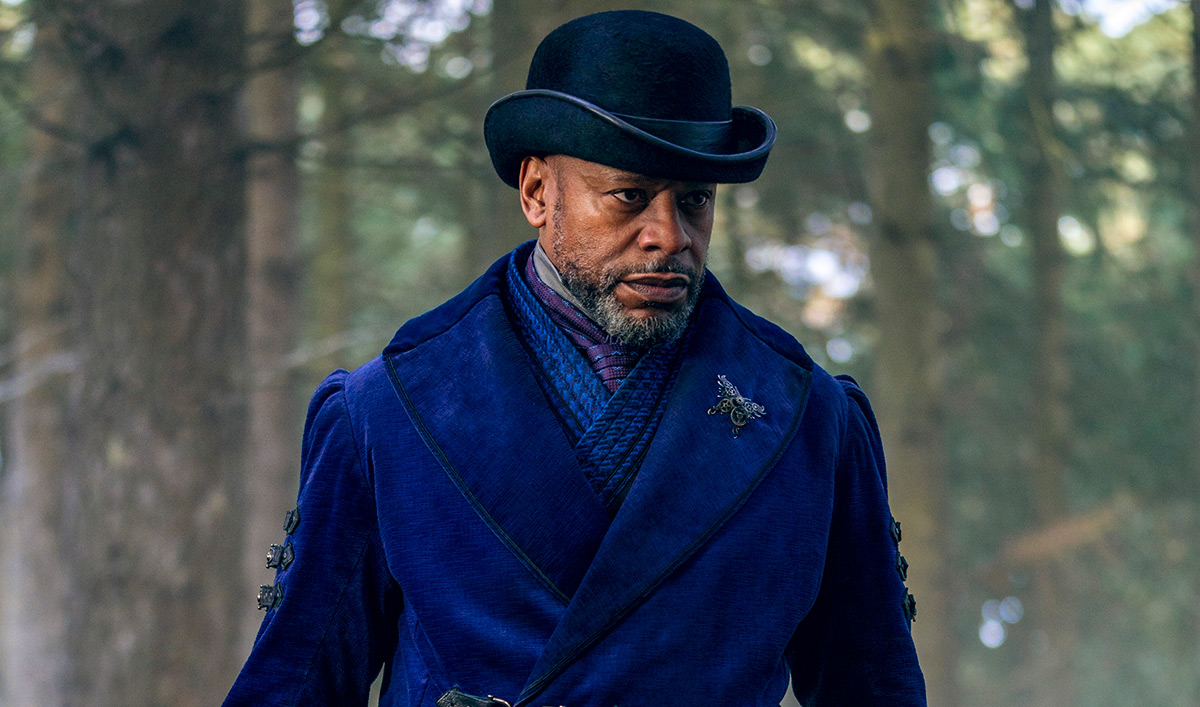<em>Into the Badlands</em> Q&#038;A — Sherman Augustus (Nathaniel Moon)