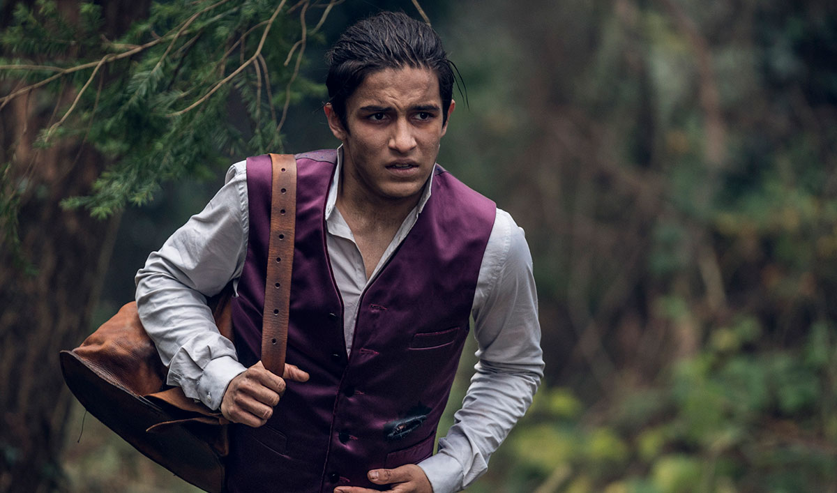 <em>Into the Badlands</em> Q&A — Aramis Knight (M.K.)