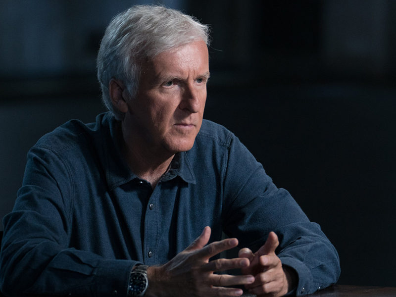 James Cameron's Story of Science Fiction Season 1, Episode and Cast