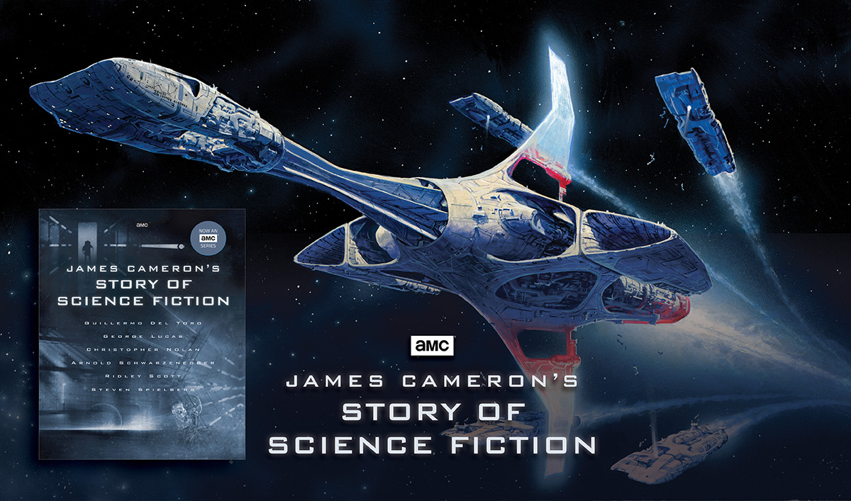 <em>James Cameron's Story of Science Fiction</em> Q&A – Brooks Peck (Curator, Museum of Pop Culture)