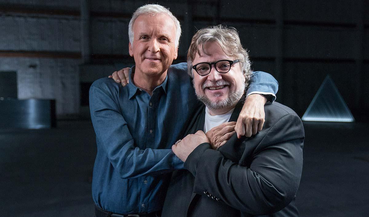 Guillermo del Toro Talks His Close Encounter With a UFO