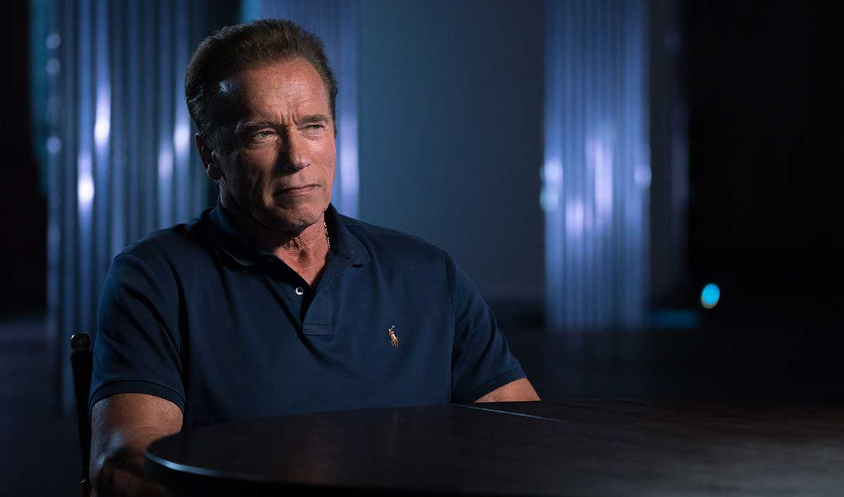 Arnold Schwarzenegger Discusses the Rise of the Machines