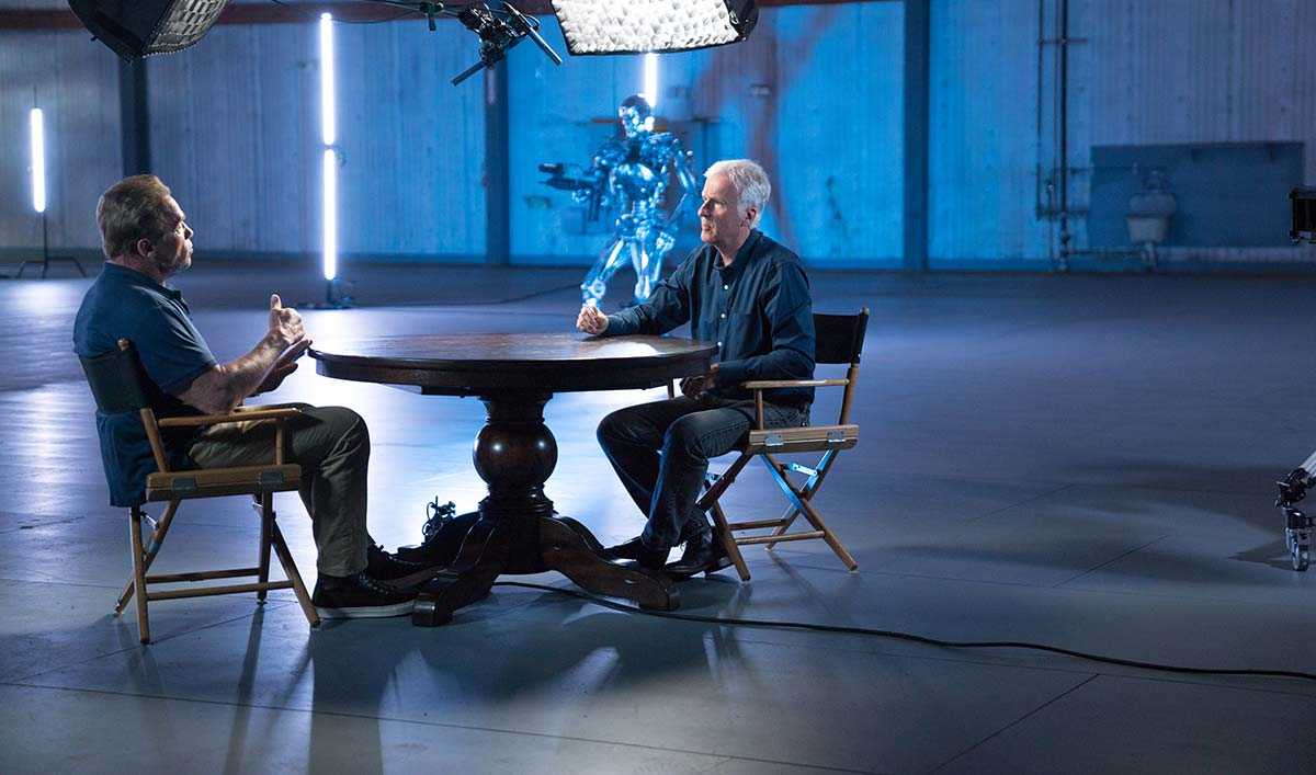 Extras for the <em>James Cameron&#8217;s Story of Science Fiction</em> Season Finale