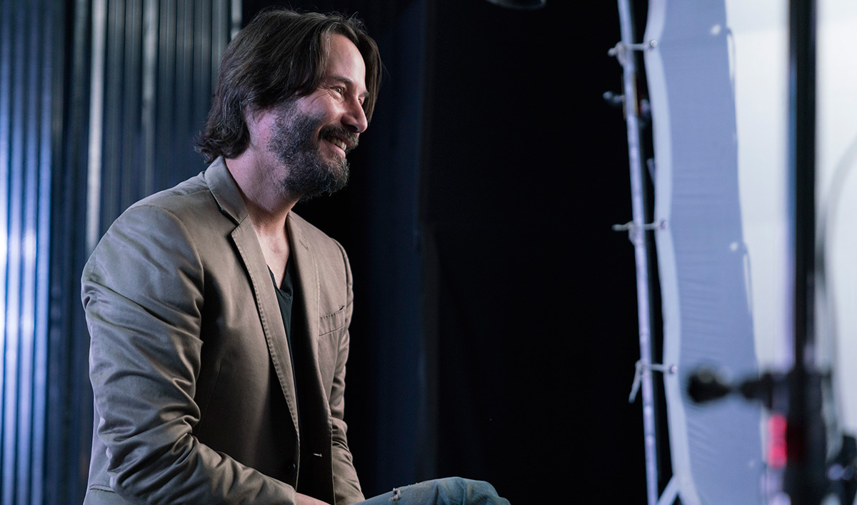 Keanu Reeves, Christopher Lloyd, Peter Capaldi and More on Time Travel — Watch Episode 6 Now
