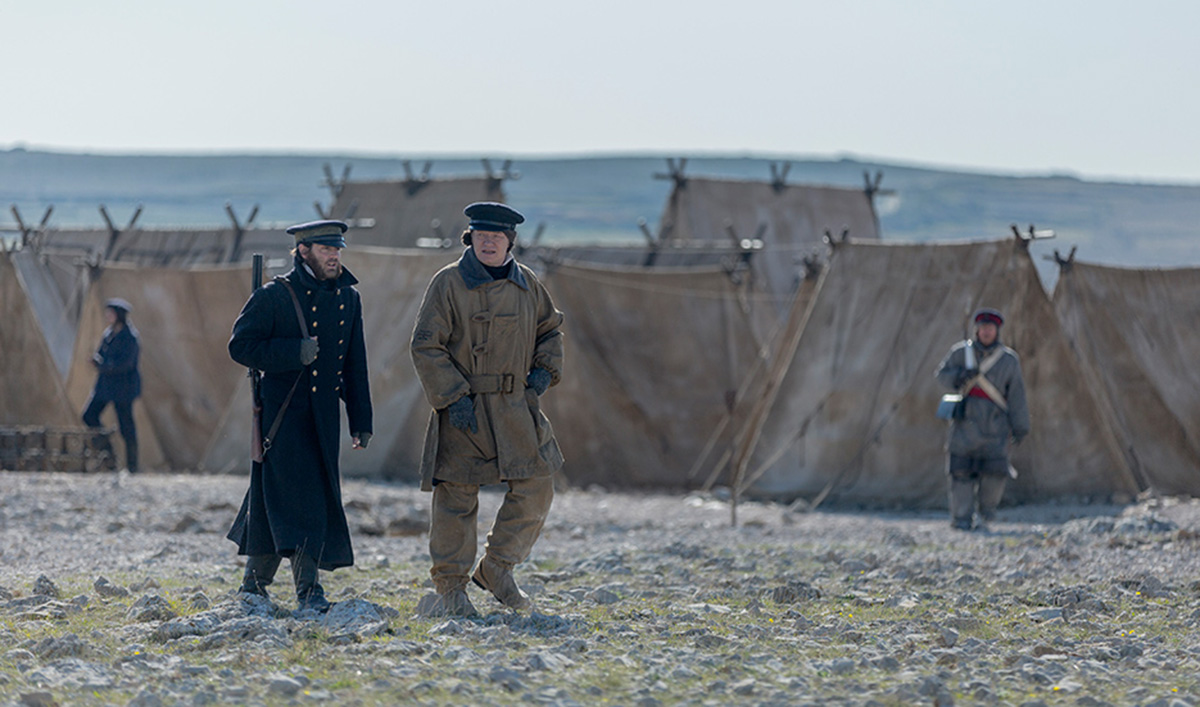 <em>The Terror</em> Named One of 2018&#8217;s Best TV Shows by <em>NY Post</em>, <em>Observer</em>