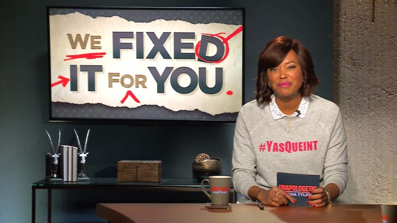 Unapologetic with Aisha Tyler Digital Extra: We Fixed It for You