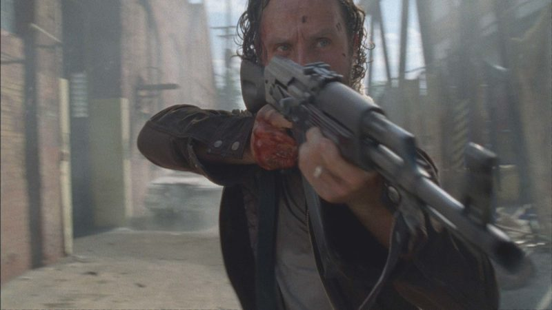 The Minds Behind The Walking Dead: Robert Kirkman and Scott Gimple on Considerations