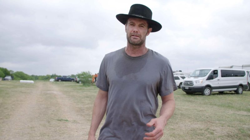 Fear the Walking Dead: On Set With Garret Dillahunt