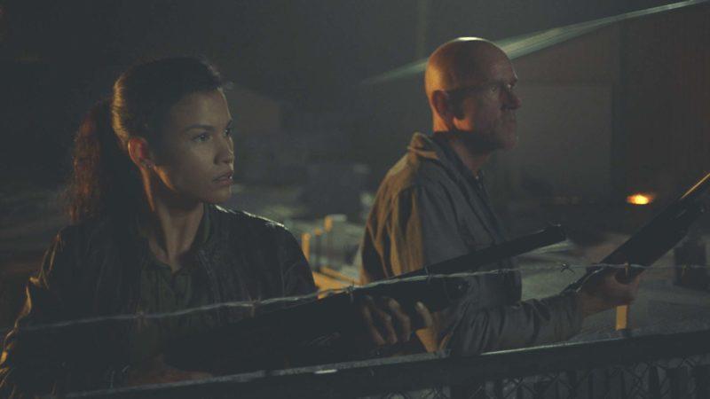 (SPOILERS) Talked About Scene from Fear the Walking Dead: Season 4, Episode 7