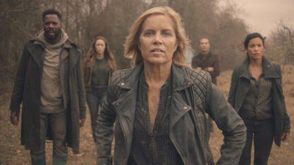 (SPOILERS) Inside Fear the Walking Dead: Season 4, Episode 8