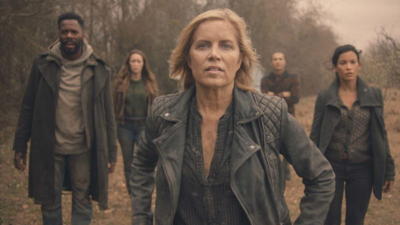 (SPOILERS) Inside Fear the Walking Dead: Season 4, Episode 8