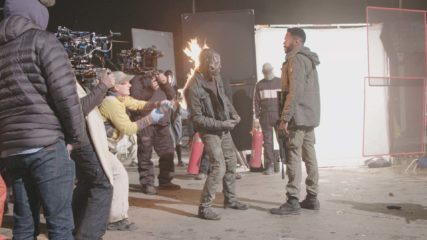 (SPOILERS) Making of Fear the Walking Dead: Season 4, Episode 8
