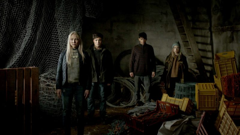 HUMANS Talked About Scene: Season 3, Episode 2