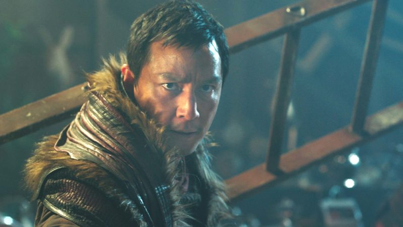 Into the Badlands Talked About Scene: Season 3, Episode 7