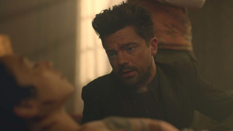 Preacher Talked About Scene: Season 3, Episode 1
