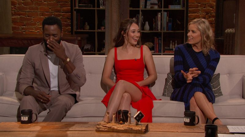 Bonus Scene: Talking Dead: Season 8, Episode 23