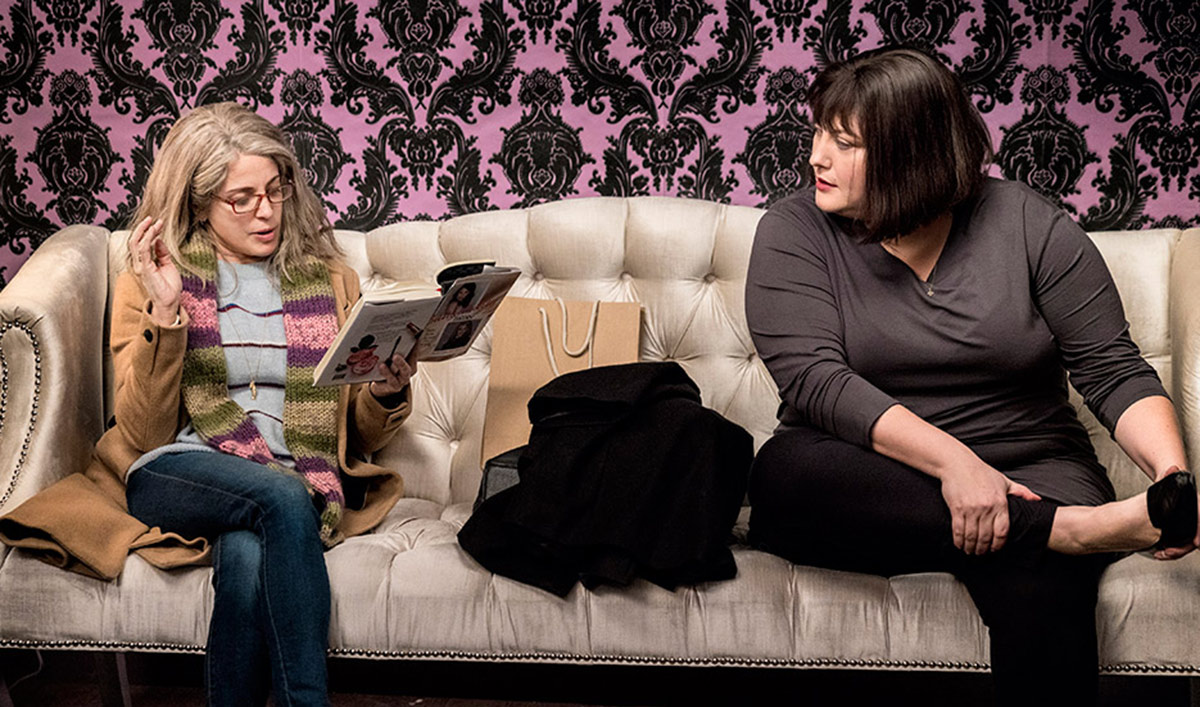 Joy Nash Speaks With <em>WGN</em>; <em>Salon</em> on How <em>Dietland</em> Uses Fashion
