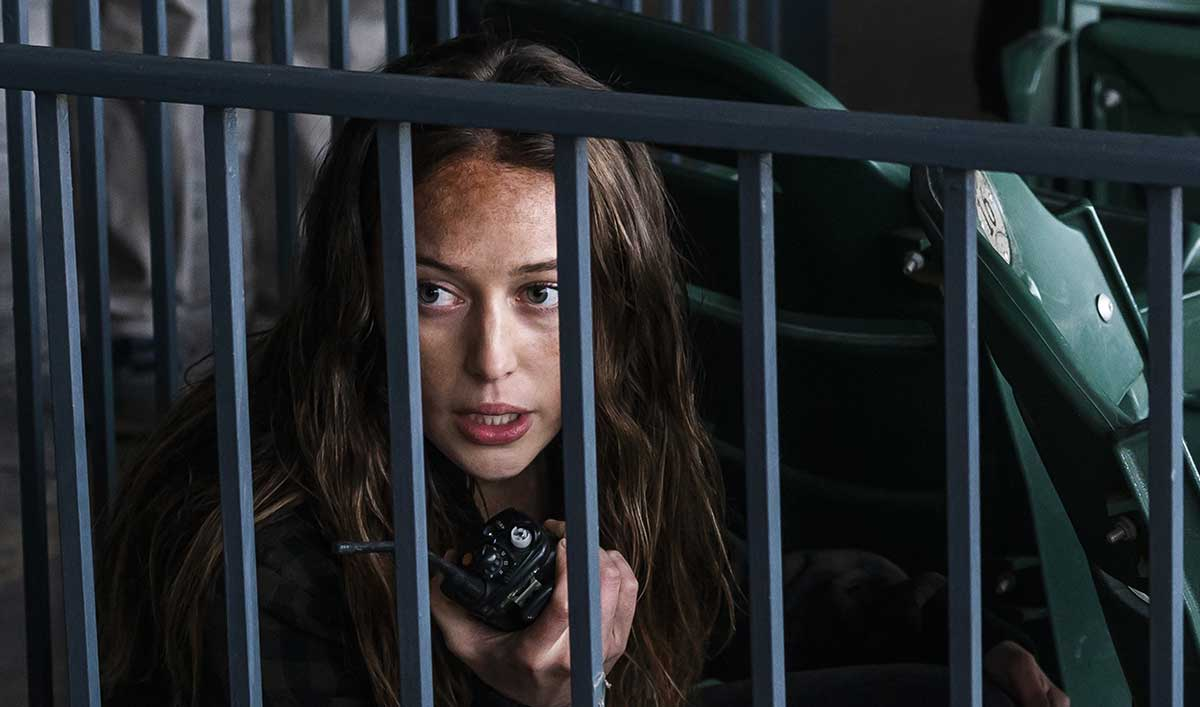(SPOILERS) <em>Fear the Walking Dead</em> Q&#038;A — Alycia Debnam-Carey (Alicia)