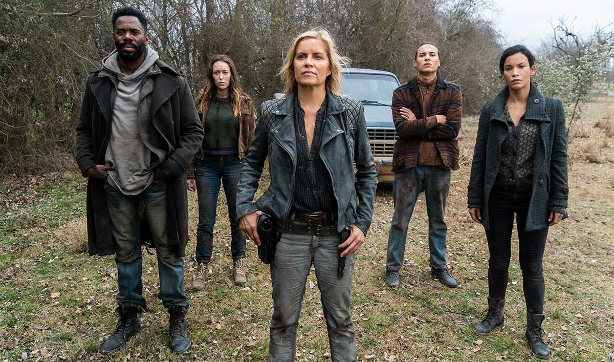The Cast Says Goodbye to <em>Fear the Walking Dead</em> MVP Madison Clark