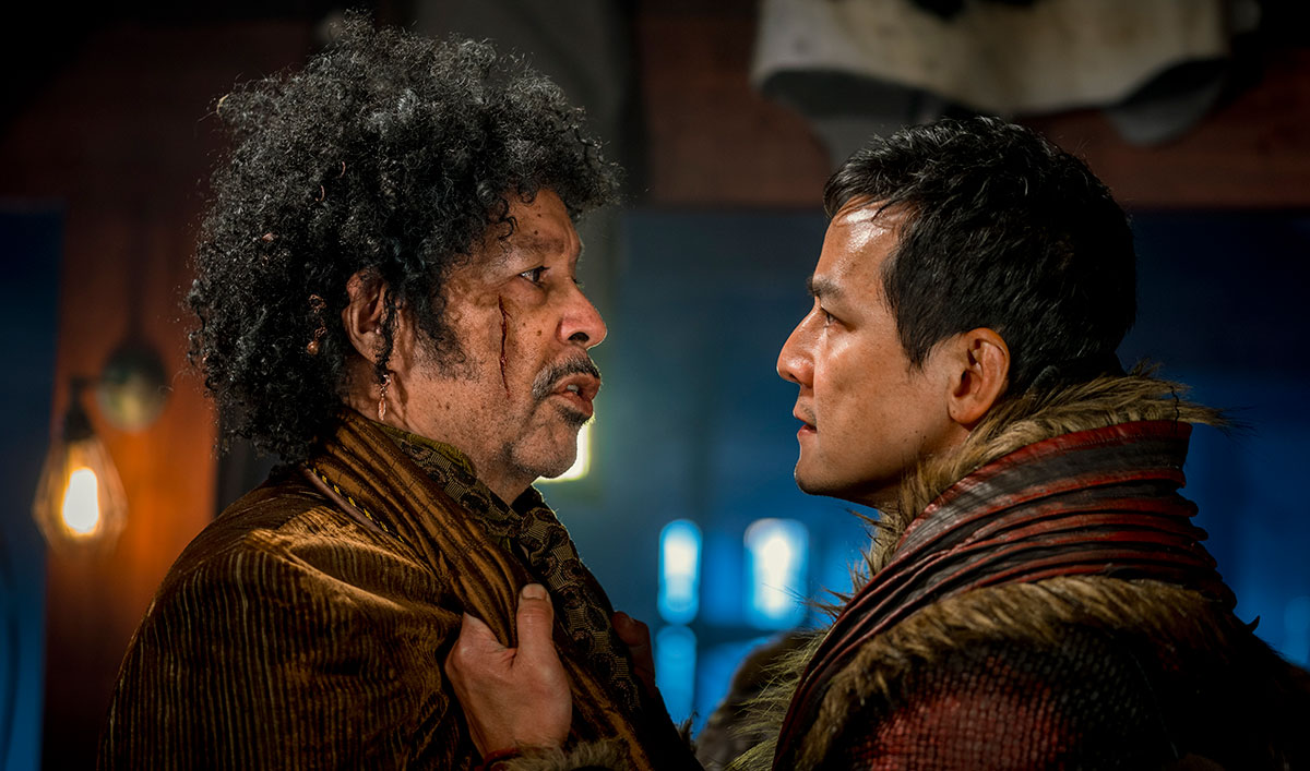 Sneak Peek of <em>Into the Badlands</em> Episode 7 — Sunny Receives a Cryptic Warning About Pilgrim