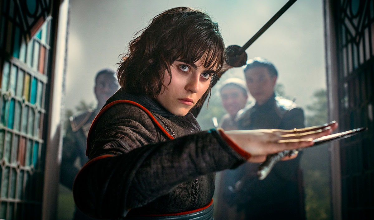 <em>Into the Badlands</em> Q&#038;A — Ally Ioannides (Tilda)
