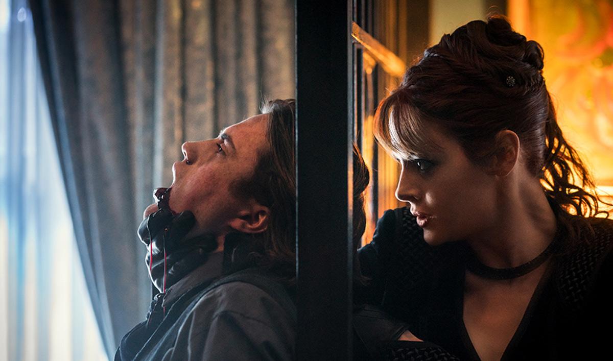 Orla Brady Chats About Lydia With <em>Syfy</em>; <em>CarterMatt</em> Previews Episode 8