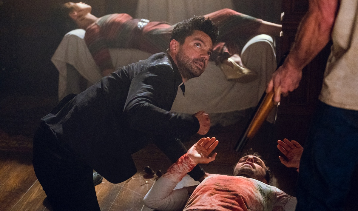 BJPenn.com Celebrates <em>Preacher's</em> Craziest Season Yet With Digital Series on Fighting