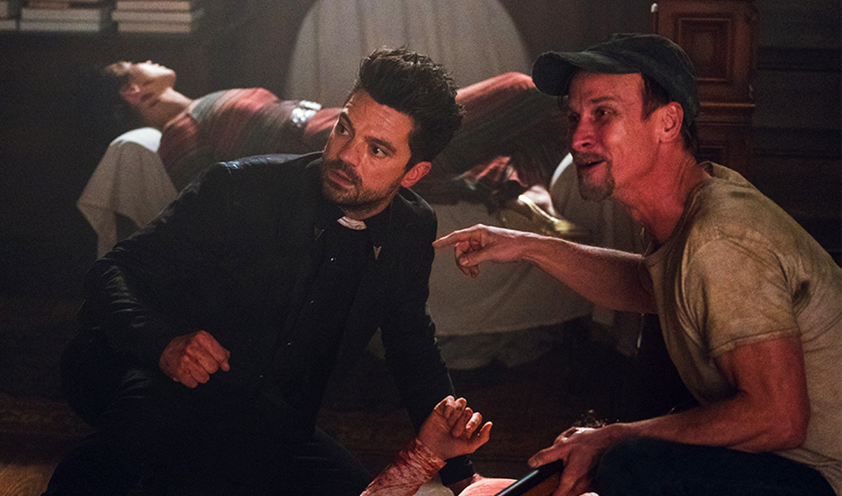 <em>Rotten Tomatoes</em> Touts Binge-Watching <em>Preacher</em>; <em>CBR</em> Features New Trailer