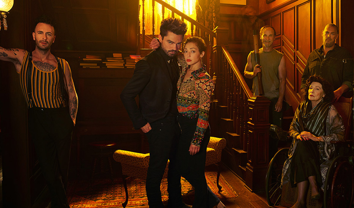 <em>Thrillist</em> Awaits <em>Preacher</em>; <em>TV Guide</em> Checks Out Season 3 Sneak Peek