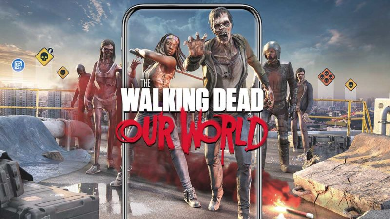 <em>The Walking Dead: Our World</em> from Next Games and AMC  Launches Globally Today