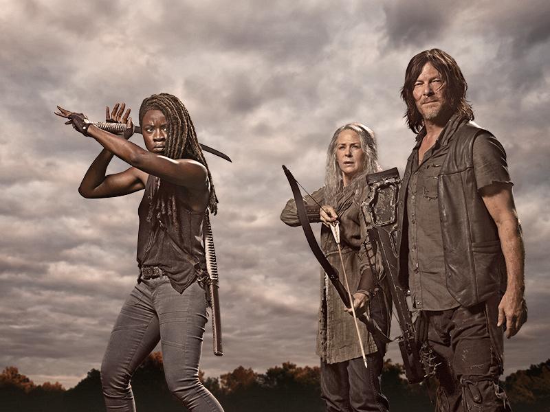 Amc Walking Dead
