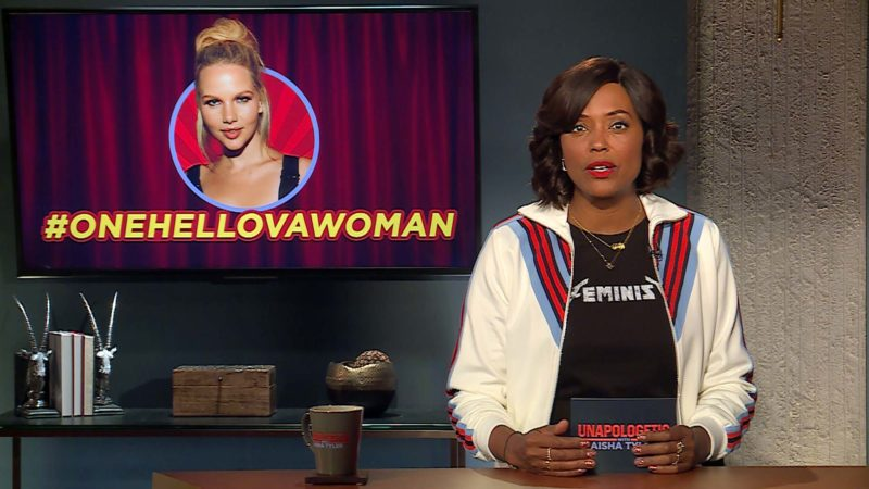 Unapologetic with Aisha Tyler Digital Extra: A Dose of Ruth Serum