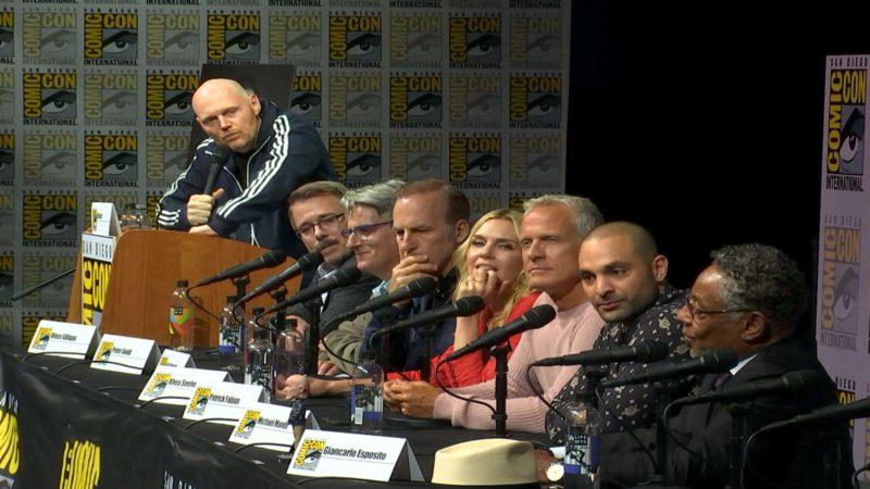 Better Call Saul Comic-Con 2018 Panel Highlight: Better Call McGill?