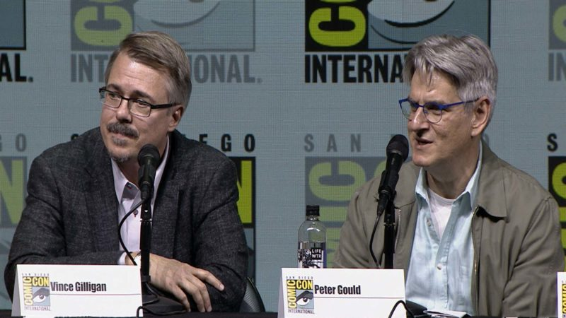 Better Call Saul Comic-Con 2018 Panel Highlight: The Writers' Room
