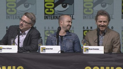 Breaking Bad Comic-Con 2018 Panel Highlight: Being Realistic