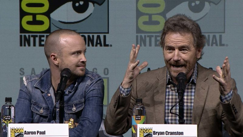 Breaking Bad Comic-Con 2018 Panel Highlight: The First Emmy