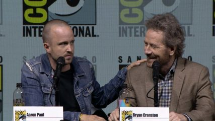Breaking Bad Comic-Con 2018 Panel Highlight: Killing Jesse