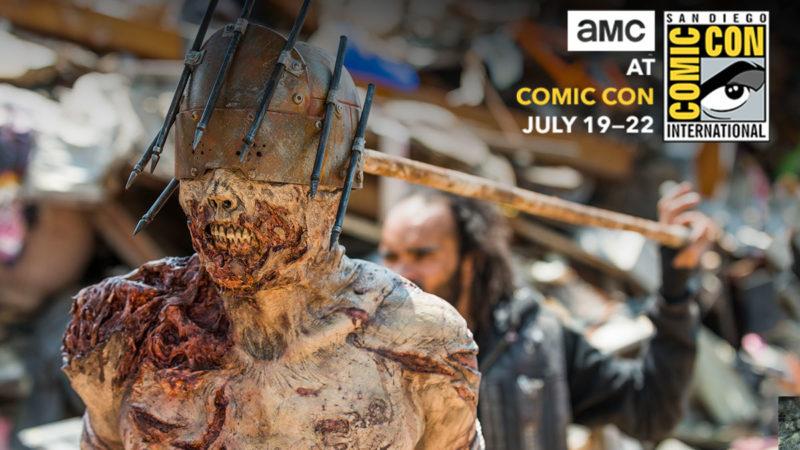 <em>The Walking Dead</em>, <em>Fear the Walking Dead</em>, <em>Better Call Saul</em> and More AMC Series Invade San Diego Comic-Con 2018
