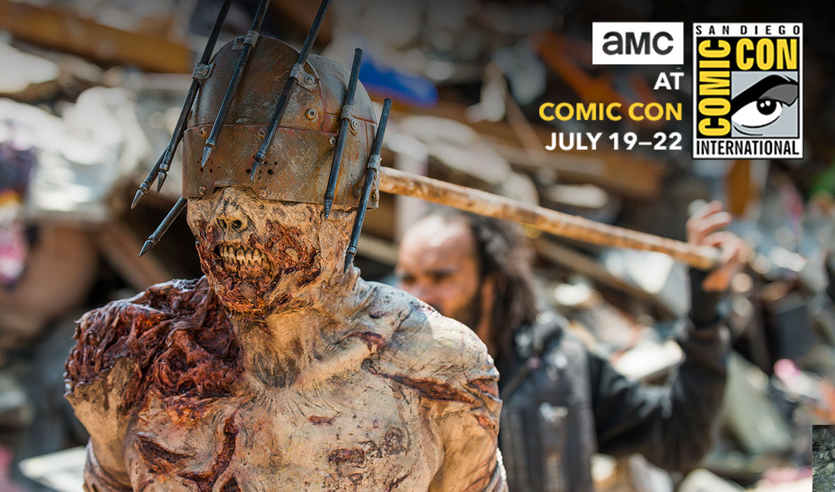 <em>The Walking Dead</em>, <em>Fear the Walking Dead</em>, <em>Better Call Saul</em> and More AMC Series Invade San Diego Comic-Con 2018