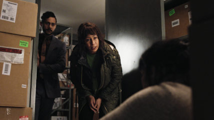 Dietland Talked About Scene: Season 1, Episode 9