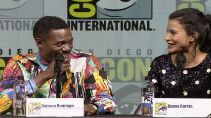 Fear the Walking Dead Comic-Con 2018 Highlights: Danay Garcia on How Her Fear Makeup Didn't Fly in Public